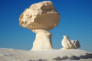 【エジプト旅行記】⑧白い砂漠・黒い砂漠